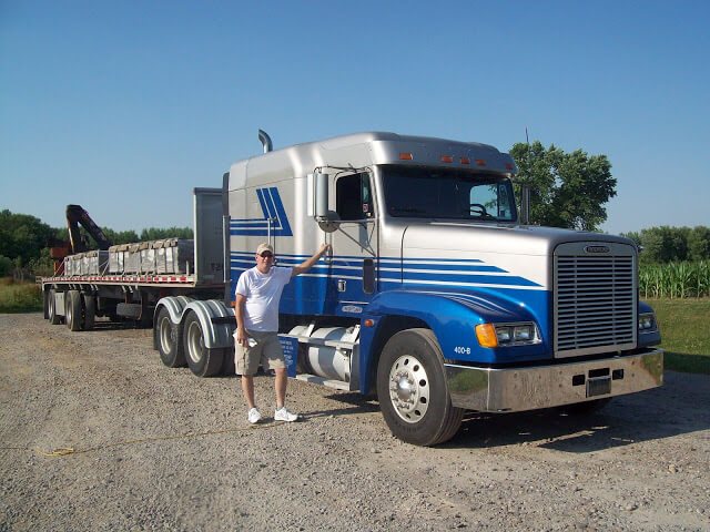 Rick D. Everhart Trucking